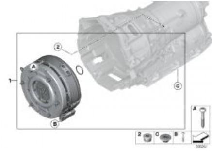 GA8P70H hybrid drive