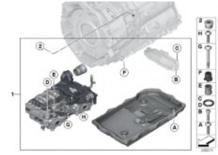 GA8P70H mechatronics