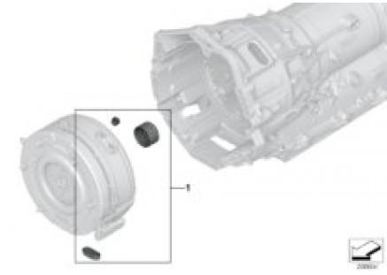 GA8P70H locking components, hybrid drive