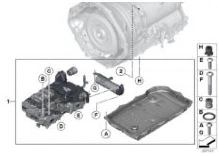 GA8HP45Z Mechatronic