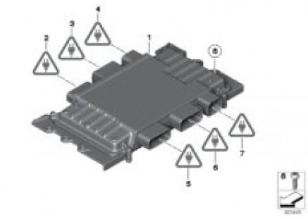 Basic control module DME / MSV90
