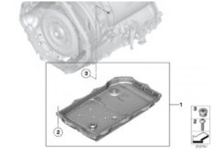 GA8HP45Z oil pan