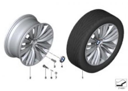 BMW LA wheel Multi-Spoke 458 - 19''