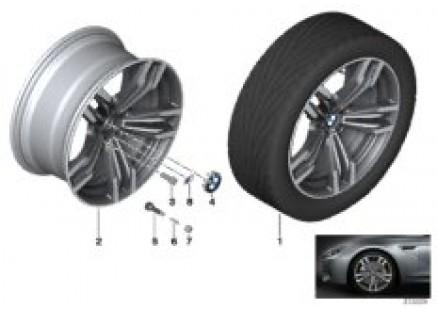 BMW LA wheel M Double Spoke 433 - 20''