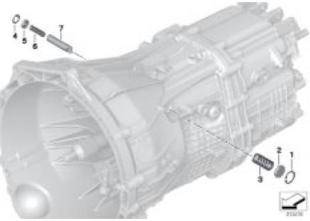 GS6-45BZ/DZ Gearshift parts