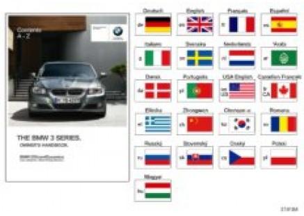 Owner's manual E90, E91 w/o iDrive