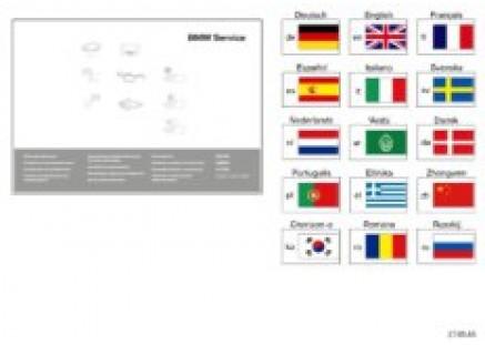 BMW Service Manual 2008 - 2011
