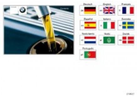 BMW Service booklet 2002 - 2003