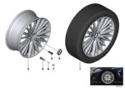 BMW LA wheel Multi-Spoke 399 - 19''