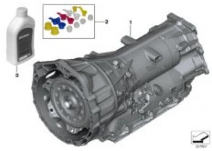 Automatic transmission GA8HP45Z - AWD