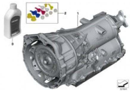 Automatic transmission GA8HP45Z