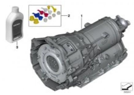 Automatic transmission GA8P70H