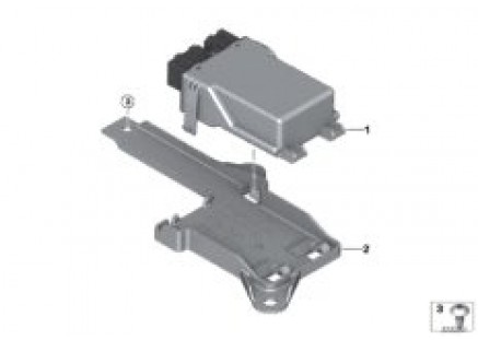 Control unit for neck heater