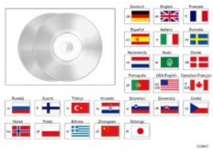 BMW CD/DVD miscellaneous