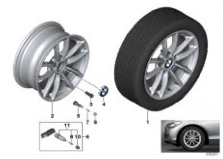 BMW LA wheel, V Spoke 378