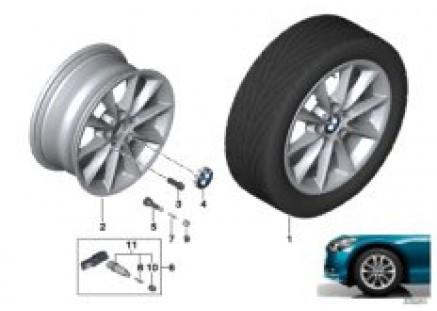 BMW LA wheel, V Spoke 411