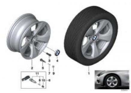 BMW LA wheel Streamline 306 - 16''