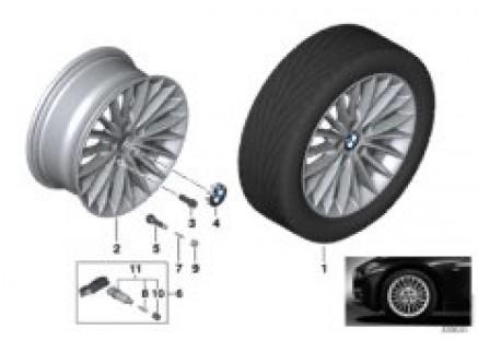 BMW LA wheel Multi-Spoke 414 - 17''