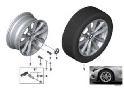 BMW LA wheel V-Spoke 395 - 17''