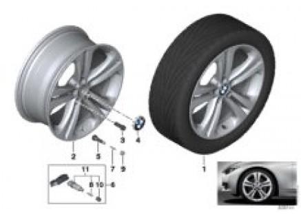 BMW LA wheel Double Spoke 401 - 19''
