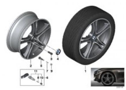 BMW LA wheel Double Spoke 361-20''