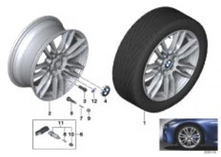 BMW LA wheel M Star-Spoke 403 - 19''