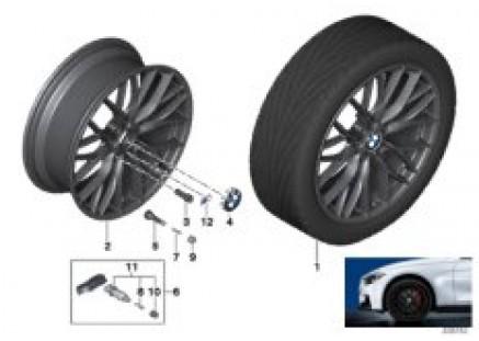 BMW LA wheel M Double Spoke 405-18''