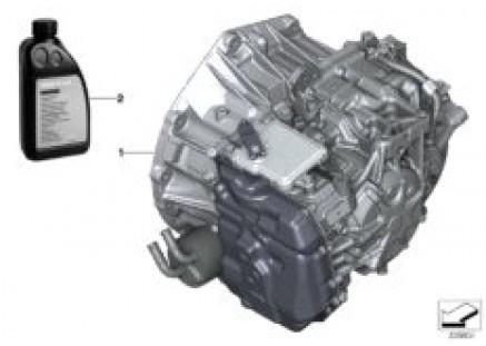 Automatic transmission GA6F21AW