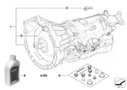 automatic transmission A4S310R