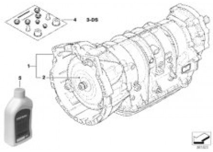 Automatic transmiss.A5S390R - 4-wheel