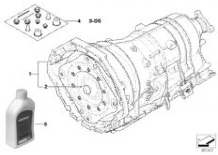 Automatic transmission GA6HP26Z