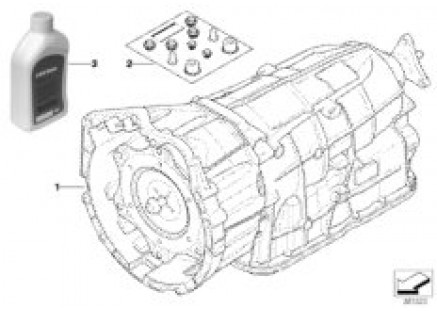 Automatic transmission GA6L45R