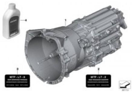 Manual Transmission GS6-53BZ/DZ