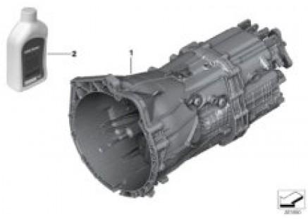 Manual transmission GS6-45BZ