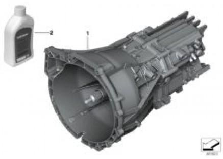 Manual Transmission GS6-17BG