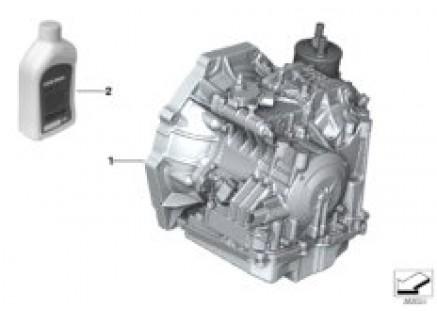 Automatic transmission GA6F21WA