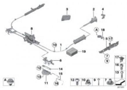 Hardtop, retractable, locks