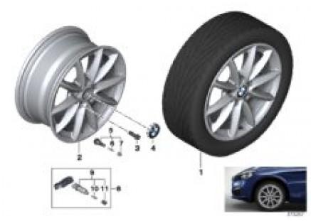BMW LA wheel V-Spoke 471 - 16''