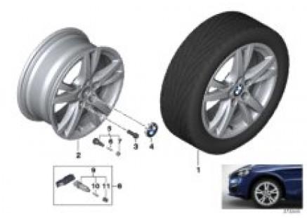 BMW LA wheel Double Spoke 473 - 16''