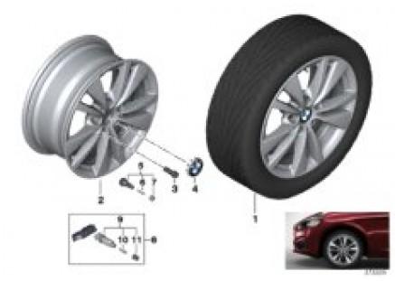 BMW LA wheel Double Spoke 476 - 16''