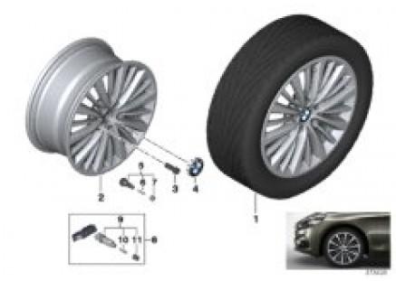 BMW LA wheel Multi-Spoke 481 - 17''