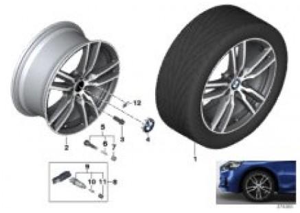 BMW LA wheel M Double Spoke 486M - 18'