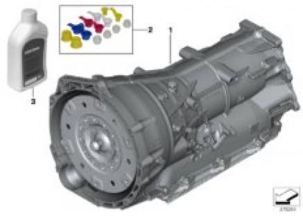 AT GA8HP50X - all-wheel drive vehicle