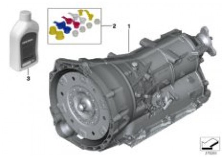 Automatic transmission GA8HP50Z