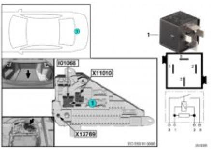 Relay Terminal 30G I01068
