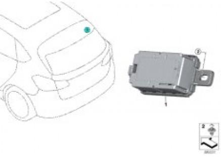 Radio remote control receiver