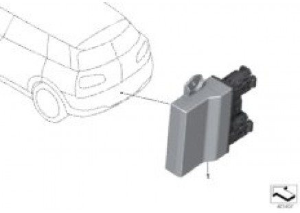 Control unit for Smart Opener