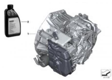 Automatic transmission GA8F22AW
