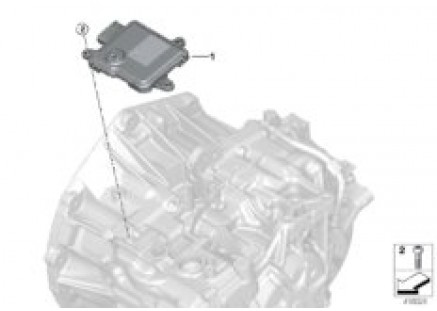 GA6F21AW electronic transmission control