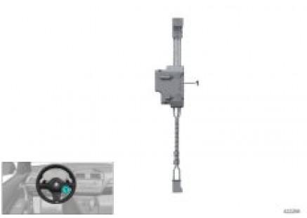 Control unit,steering wheel mod.,M-Sport